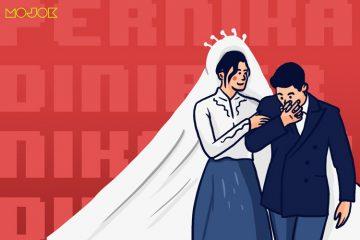 pernikahan usia muda, BPS, ekonomi, perceraian mojok.co