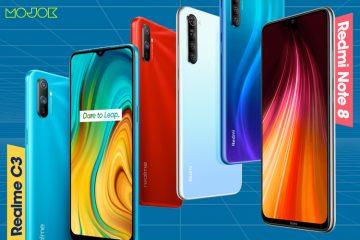 Mengadu Realme C3 dan Redmi Note 8 Sebagai Hape Rp1 Jutaan Terbaik MOJOK.CO