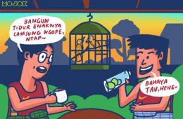 5 Kebiasaan yang Sebetulnya Berbahaya MOJOK.CO