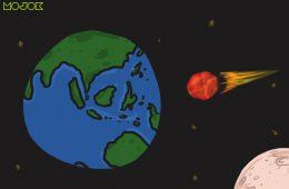 kiamat meteor komet ustadz akhir zaman bumi bencana pendongen dukhan dukhon mojok.co