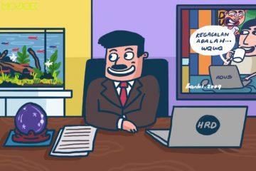 5 Kejadian Absurd saat Proses Wawancara Kerja yang Pernah Saya Alami sebagai HRD Perusahaan