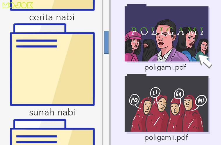 Dari Sekian Banyak Sunah Nabi Kenapa Kamu Hanya Pilih Poligami?