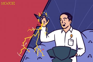 Jokowi the new normal parif listrik PLN IndiHome pandemi corona gelombang 2 MOJOK.CO