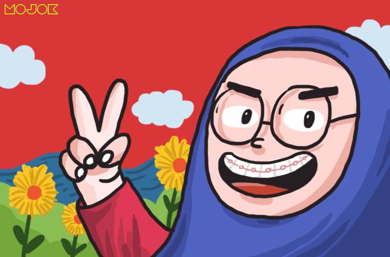 Membolehkan Tidak Pakai Jilbab Bukan Berarti Menghalalkan Buka Aurat