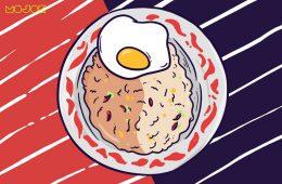 nasi goreng tanpa kecap nasi goreng kecap gofar hilman chef bahtiar tiarbah bubur diaduk vs nggak diaduk selera indonesia mojok.co