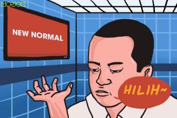 New Normal Itu Bukan Normalisasi Kematian Massal
