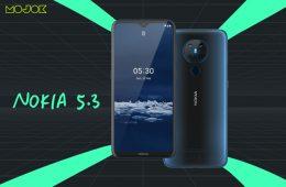 Nokia 5.3 Nokia 5310 MOJOK.CO