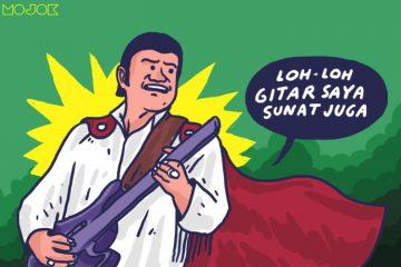 Pelajaran Raja Dangdut Rhoma Irama dari 'Konser' Khitanan di Bogor
