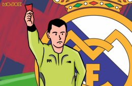 barcelona real madrid liga spanyol MOJOK.CO