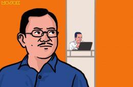 kenapa jokowi pilih terawan sebagai menteri kesehatan kemenskes menkes dr. terawan agus putranto dokter militer terawan theori dipecat dari IDI Kode etik kedokteran mengundurkan diri mojok.co