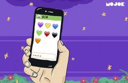 Berhati-Hatilah dalam Memakai Emoji Hati