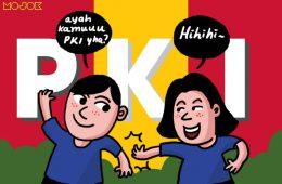 Wawancara Soe Tjen Marching: 'Papaku PKI atau Bukan, Tak Masalah Bagiku'