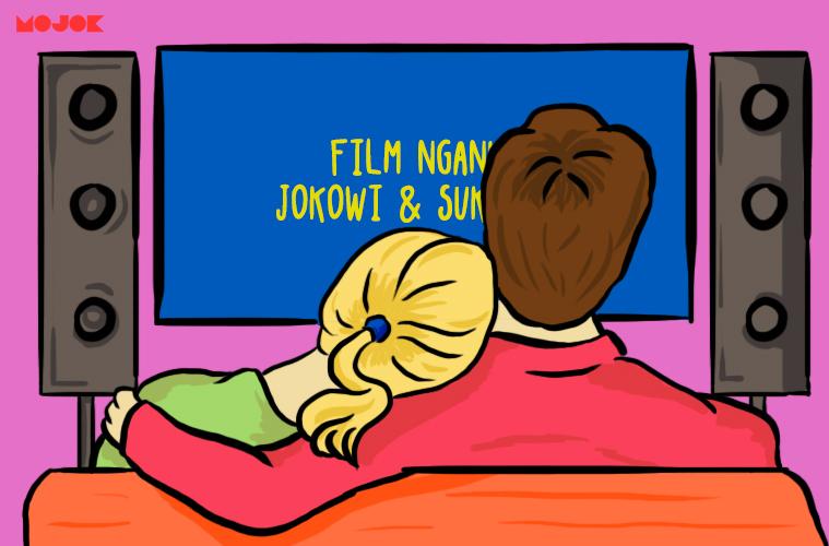 Film Porno Jokowi dan Sukarno