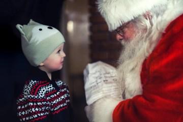 Permintaan Klarifikasi untuk Santa Claus