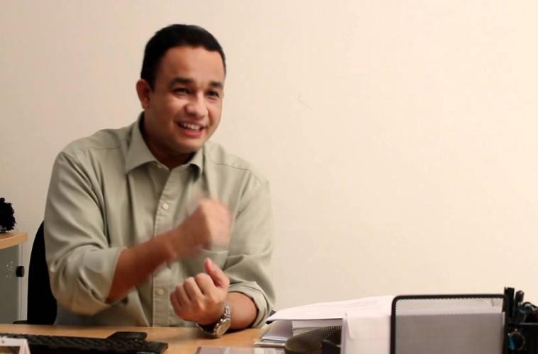Drama Politik Mas Anies Baswedan