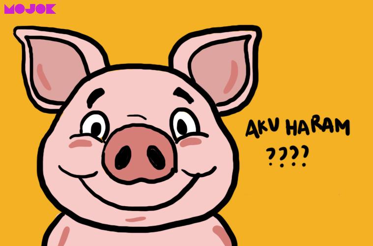 Sebab Babi adalah Haram dan Musuh Umat Islam