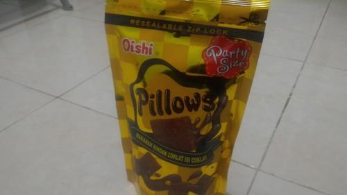 Oishi Pillows Coklat