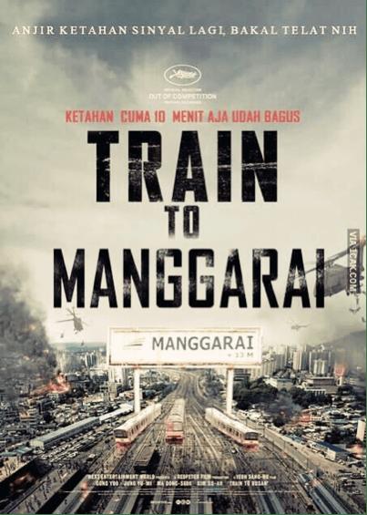 Train to Manggarai
