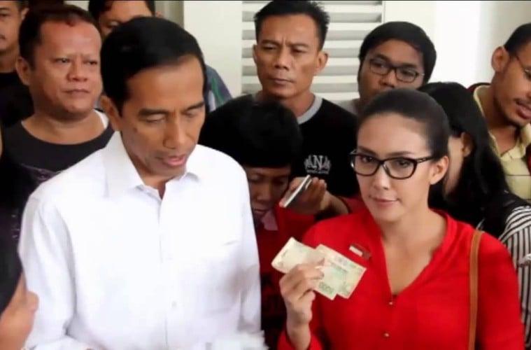 Ujian Politik Presiden Jokowi