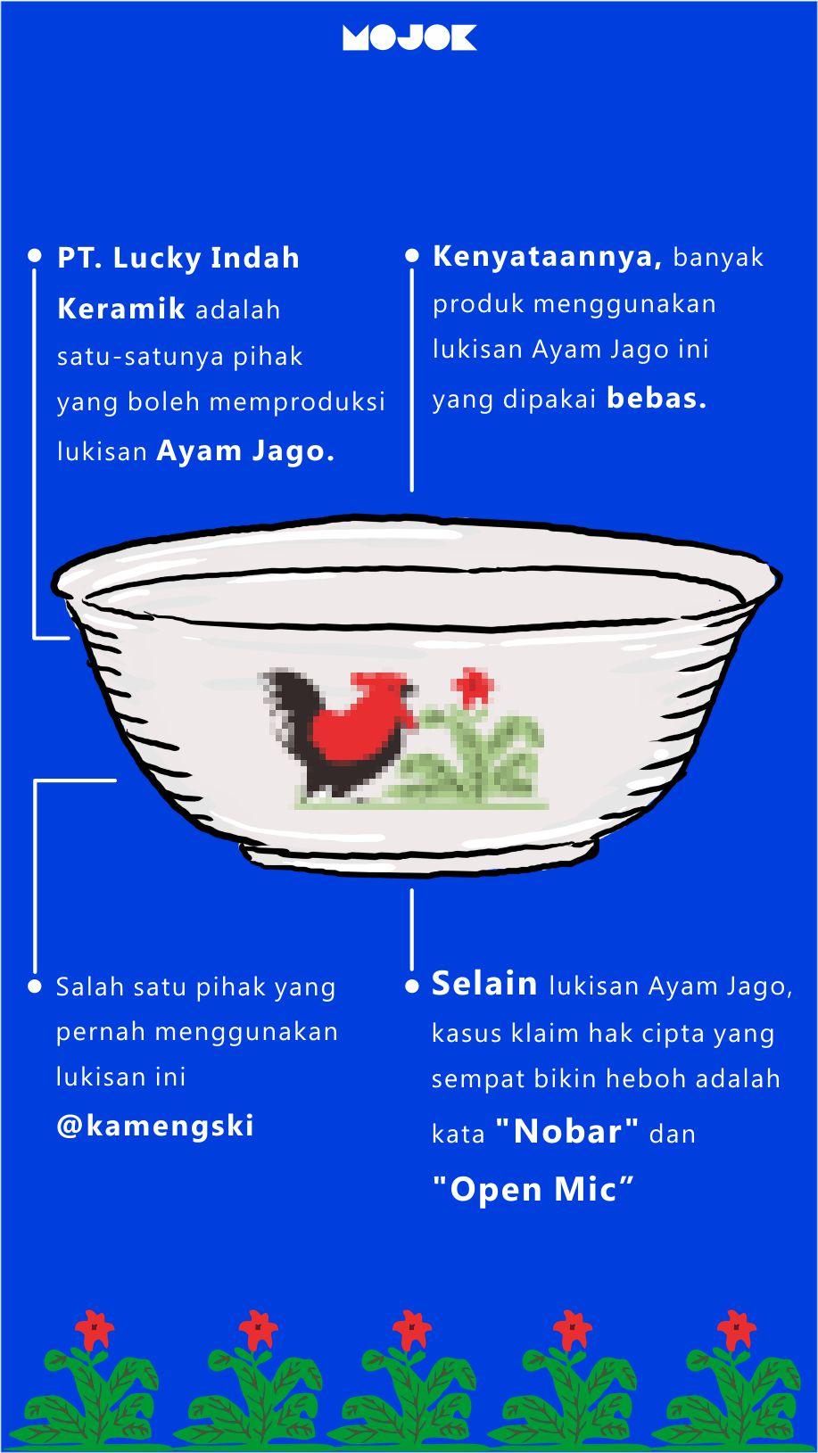 mangkuk ayam jago