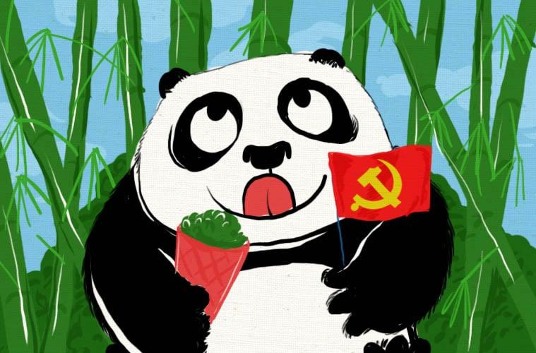 170902 Panda Cai Tao Hu Chun