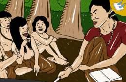 170915 ESAI sabunisasi Papua Butet Manurung