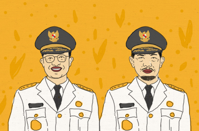 Gubernur Jakarta Tandingan