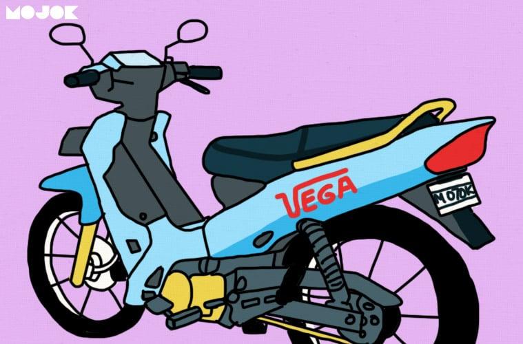 Yamaha Vega R Dan Dosa Yang Menyertainya Mojok Co