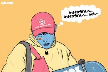 Instagram-DJ-Dean-MOJOK.CO