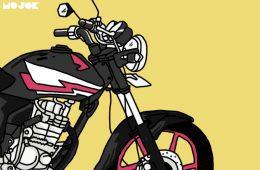 Honda Megapro Primus Archives