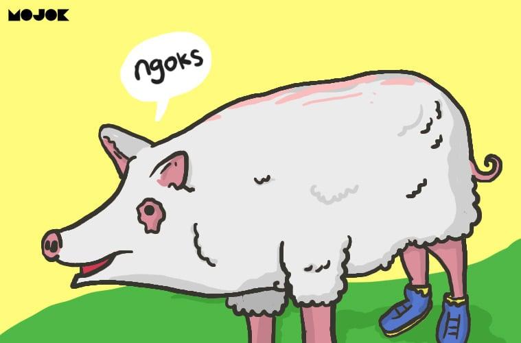 ilustrasi 5 Pertanyaan Seputar Babi Ngepet yang Tak Pernah Terjawab dengan Memuaskan mojok.co