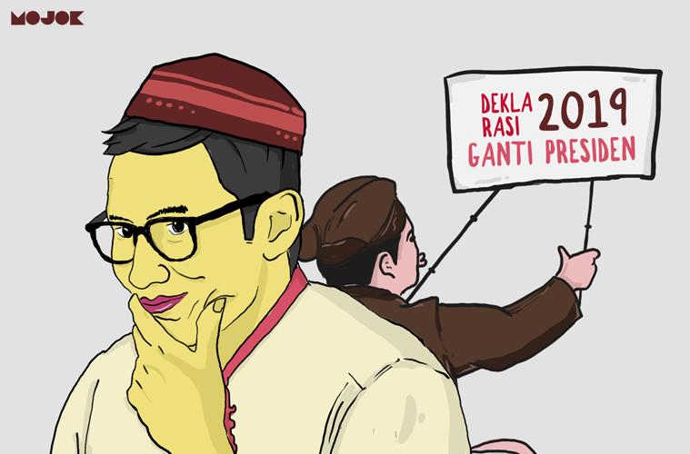 Gerakan #2019GantiPresiden