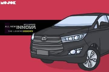 Kijang Innova Reborn