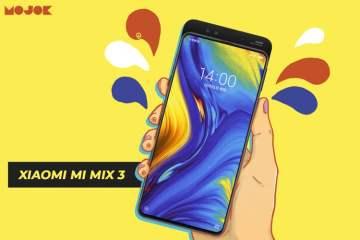 Xiaomi Mi Mix 3: Tiga Fitur Baru yang Bikin Smartphone Lain Serupa Remah-Remah