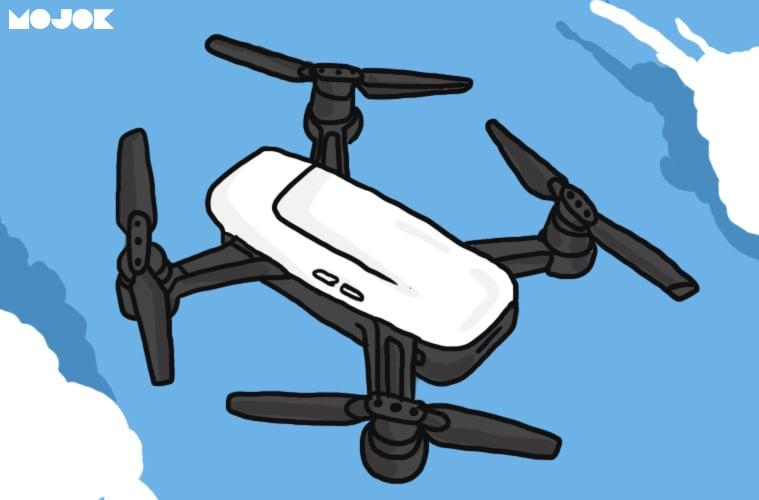 5 Drone Murah untuk Pemula