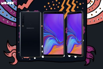 Samsung Galaxy A9: Inovasi Empat Jenis Lensa untuk Kamera Belakang