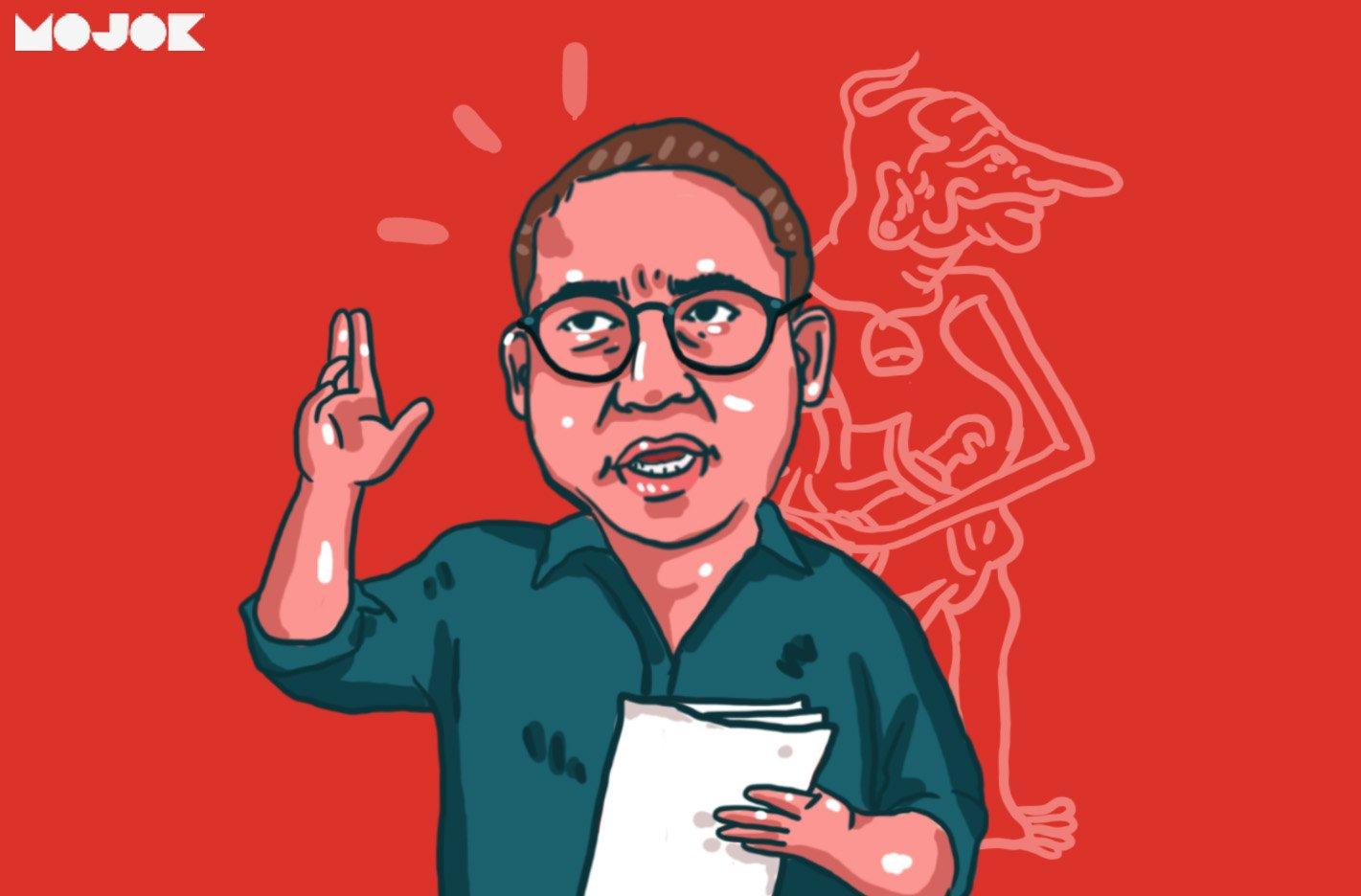 Puisi Fadli Zon: Puisi Petruk Jadi Raja Karya Fadli Zon: Sebuah Analisis