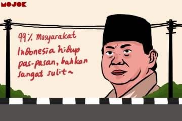 Prabowo dan politik genderuwo MOJOK.CO