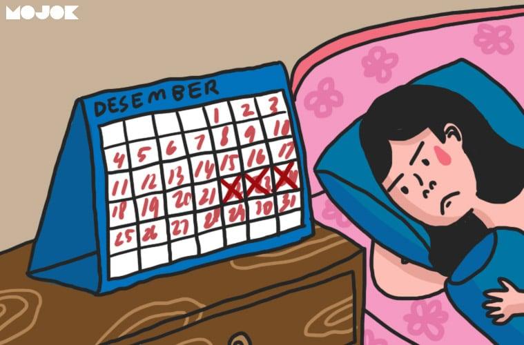 Kalau Siklus Menstruasi Tidak Teratur, Kita Bisa Hamil
