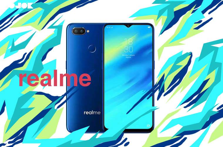 Realme U1: Ponsel Pertama Berchipset Helio P70