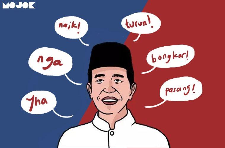 Jokowi inkosisten MOJOK.CO
