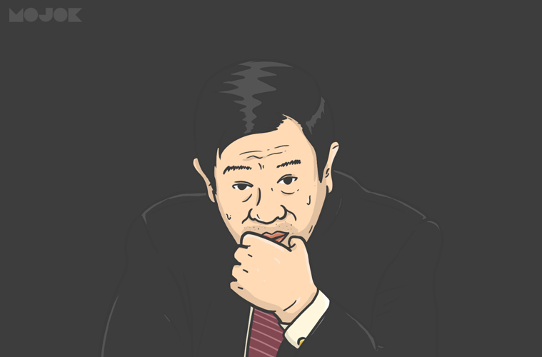 Agum Gumelar serang Prabowo MOJOK.CO