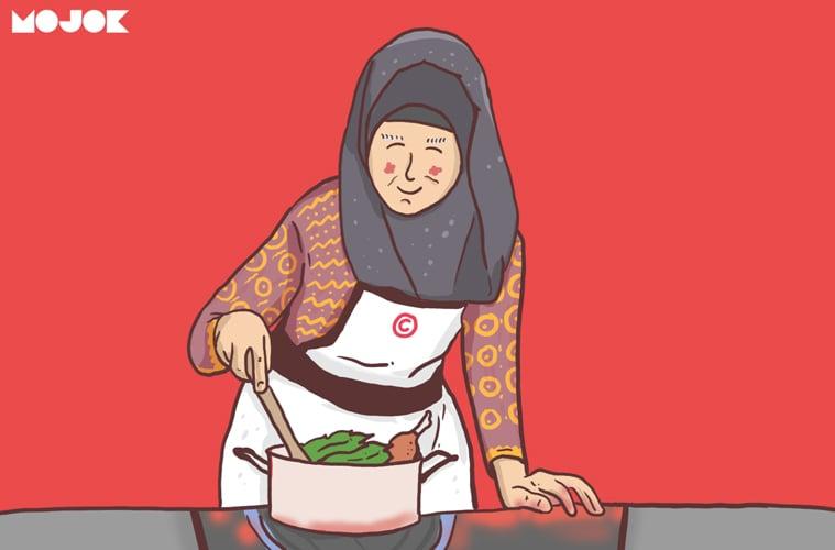 Gambar Logo Master Chef Jika Bude Warteg Jadi Peserta Master Chef Dan Dikomentari Para Pesohor Negeri Mojok Co
