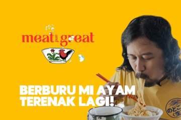 Berburu Mie Ayam Enak di Jogja (Part 2) #MeatAndGreat