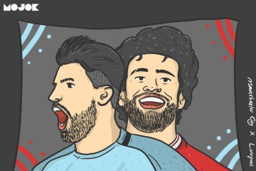 Liverpool x Manchester City MOJOK.CO