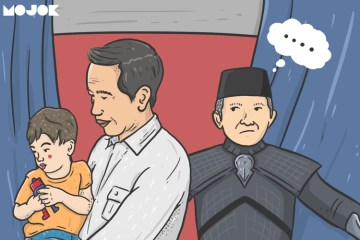 Jokowi, amien rais, dan PAN MOJOK.CO