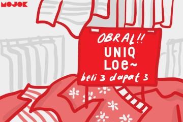 awul awul uniqlo kata-kata bijak untuk orang yang melarang bisnis baju bekas thrifting shop awul-awul mojok.co