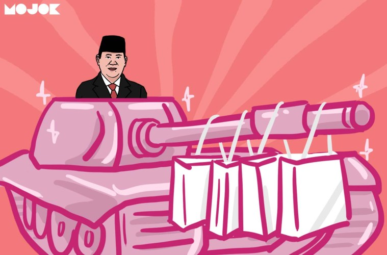 perang yang akan dihadapi indonesia