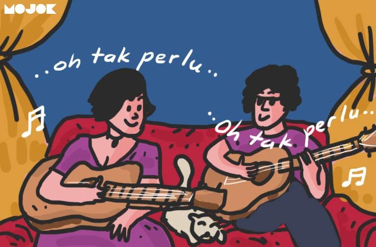 feminis dan feminisme MOJOK.CO