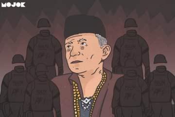 Amien Rais Tuduh Polisi PKI yang Tembaki Umat Islam, Polri: Punya Fakta Apa?